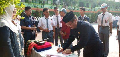 Aktifitas Kepala SMAN 42 Jakarta
